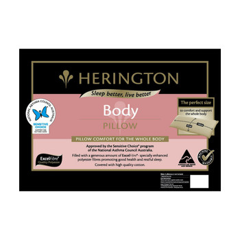 Herington Body Pillow