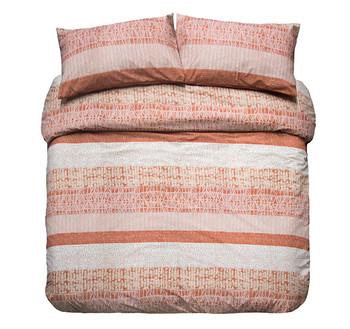Darlington Terracotta Quilt Cover Set