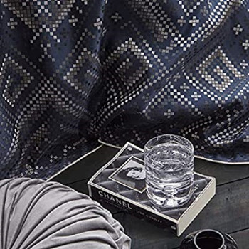 Baraz Ink Quilt Cover Set