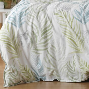 Bianca Palm Cove Quilt Cover Set 2