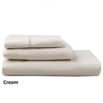 Cream Pillowcases