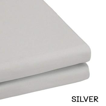 Trufit Silver Long Single Sheet