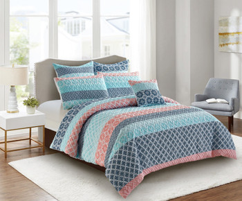 Georges Lana Quilt Cover Set