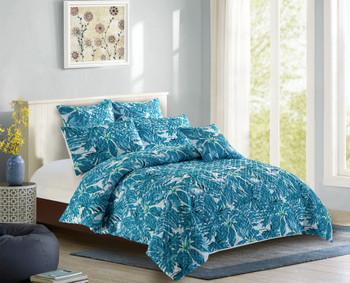 Georges Eden Quilt Cover Set