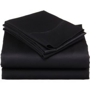 Black Sheet Set