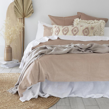 Cayenne Shell Quilt Cover Set