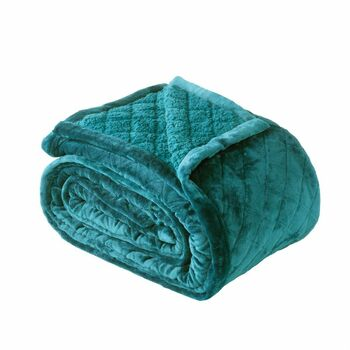 Mansfield Blanket Emerald