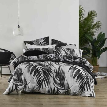 Cayman Charcoal Quilt