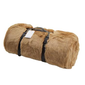Butterscotch Faux Fur