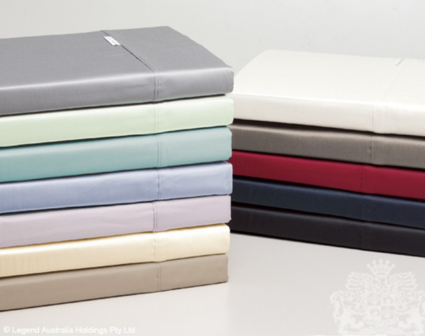 Long Single 3 Pce Sheet Set 400TC Egyptian Cotton