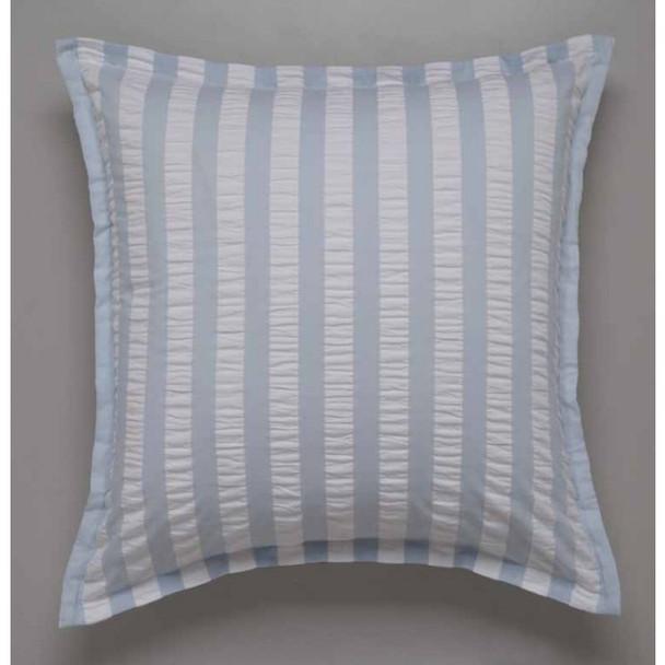Logan & Mason Cabarita Marine European Pillowcase x 2