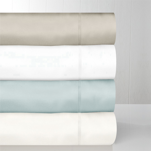600TC Cotton 50cm Mega Queen Sheet Set by In 2 Linen
