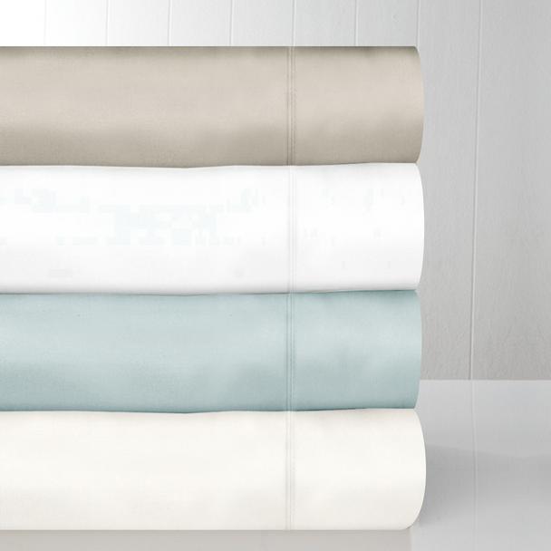 600TC Cotton 50cm Mega King Sheet Set by In 2 Linen
