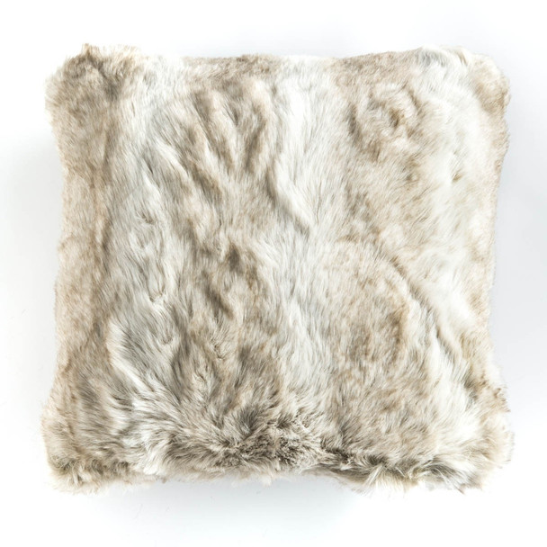 Bambury Angora Faux Fur Cushion