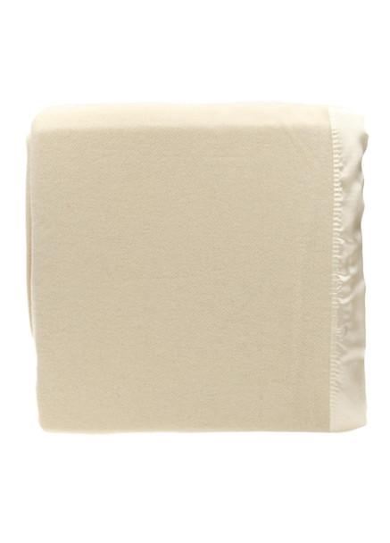Cream Woollen Blanket