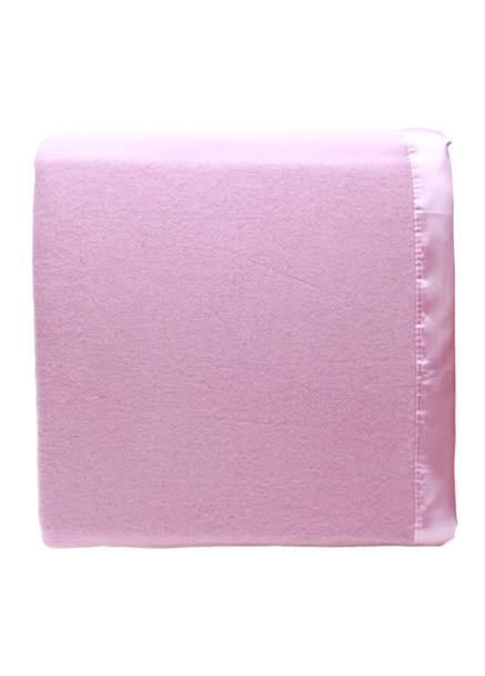 Pink Woollen Blanket