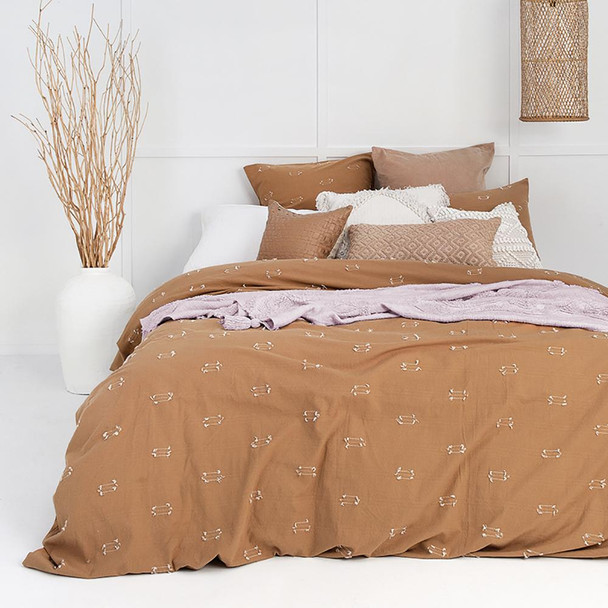 Bambury Oregon Quilt Cover Set
