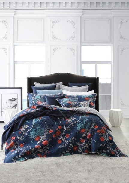 Florence Broadhurst Spanish Floral Quilt Cover Set