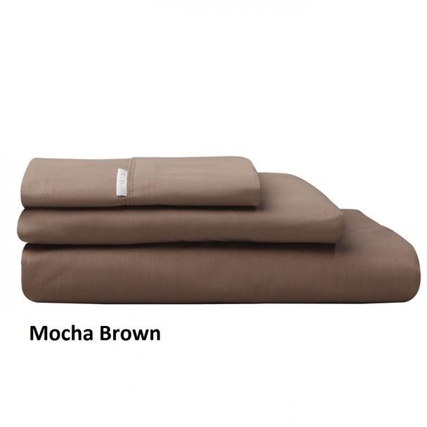 Mocha Brown Pillowcases