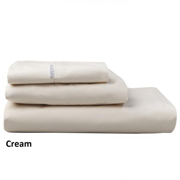 Cream Pillowcases