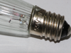 6 Pack Of Konstsmide 55V, 3W, E10, MES Spare Welcome Candle Bridge Bulbs