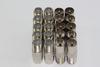 20 x Satellite F Socket to Male Coax Plug Adaptor Converter Connector