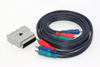 Scart, AV, RCA, Video, Analogue Adaptor Connection Kit For Flat Panel Television