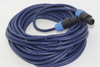 15m Heavy Duty 2.5mm 2 Core Speakon Cable Low Noise For Stage & Professional Use