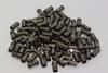 100 x Vision V17-100 Pro Gunmetal Thick Wall Crimp F Plug Connector, RG6, WF100