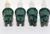 4 x Lyvia 12V 1.2W 788N Push In Notched Clear Christmas Fairy Lights Spare Bulb