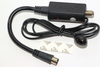 Vision Compact Mini Sky Box TV Link Magic Eye Remote Extender Fly Lead & F Input
