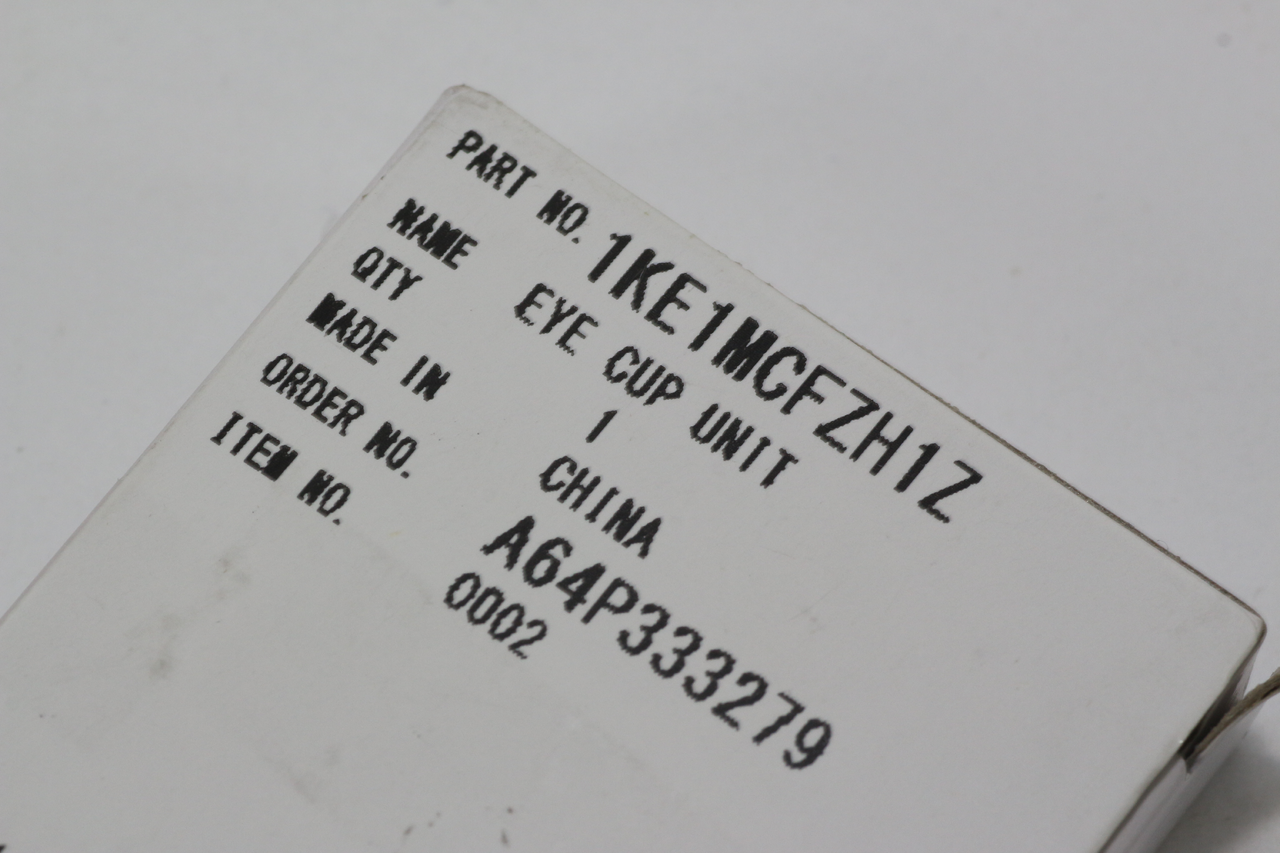 Panasonic 7YE1MC891Z Lumix Digital Camera Rubber Eye Cup For Model DC-S1