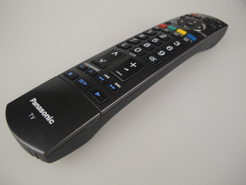 Panasonic Genuine N2QAYB000238 / N2QAYB000328 TV Remote Control