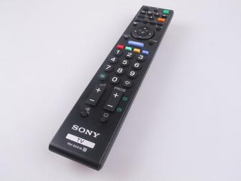 Sony Bravia Digital RM-ED016 Original Television Remote Control and RM-ED016W