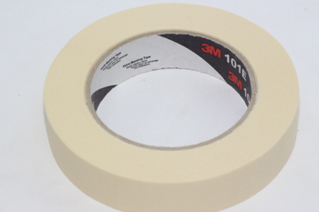 1 Roll Of Scotch / 3M 2120 Paper Masking Tape, 25mm x 50m, No Residue