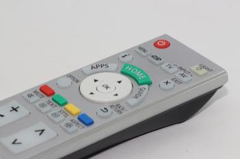 Panasonic Genuine Remote Control N2QAYB000842 Fits Many 3D Smart Models