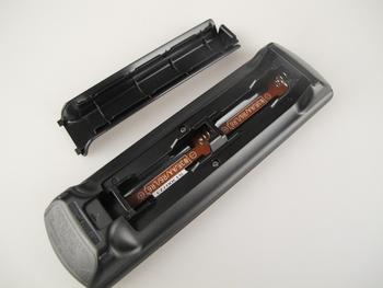 Panasonic N2QAYB000881 Genuine Remote Control For DMP-BDT130EB 3D Blu Ray Player