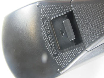 Panasonic Genuine N2QAYB000466 DVD Recorder Remote Control, Fits DMR-EZ49VEBK