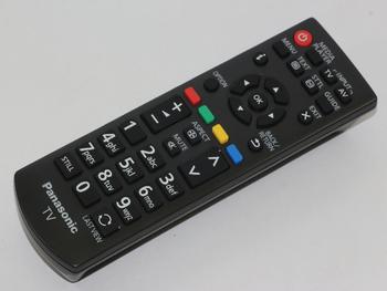 Panasonicc Genuine 2D / 3D LCD Television Remote Control N2QAYB000816 Brand New