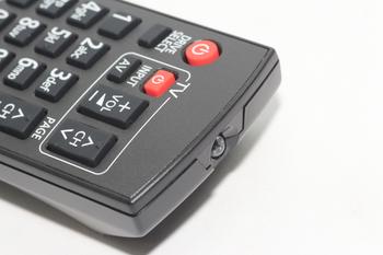Panasonic DMR-HW100EBK, N2QAYB000618 Genuine HDD DVD IR6 Recorder Remote Control