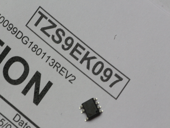 TZS9EK097 Panasonic Plasma TV Dead Set Repair Kit U203 6755U TX-P42X50B