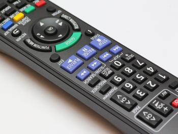 Panasonic N2QAYB000333 Original DVD Remote Control DMR-EX79EGA-K, DMR-EX89EG-K