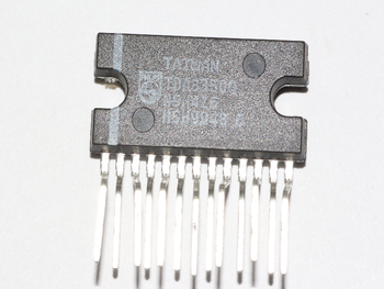 Philips Genuine TDA8350Q DC Coupled Vertical Defection & East West Output IC
