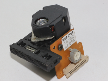 KSS213F Replacement Sony Laser / Optical Unit Assembly For CD Player Repairs