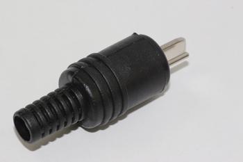4 x 2 Pin DIN Male Speaker Plug With Screw Terminals For HiFi Speaker Socket