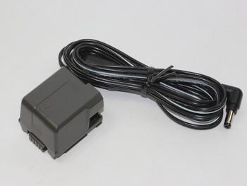 Panasonic Lumix DMW-DCC1E DC Power Cable For DMC-L10 DSLR, DMW-DCC1PP, DMW-BLA13
