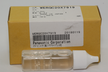 Panasonic WERGC20X7919 Genuine Hair Clipper / Trimmer Lubricating Oil, 15ml