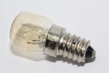 2 x HQ 15W E14 SES High Temperature Small Screw In Oven Lamp Bulb 220-240V AC