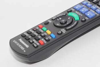 Panasonic N2QAYB000985 Genuine HDD DVD Netflix Remote Control For DMR-BWT740EBK