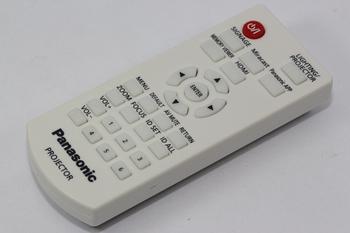 Panasonic Genuine N2QAYA000092 DLP Projector Remote Control For PT-JW130
